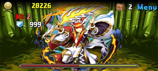 タケミナカタ降臨! 超地獄級 ボス 冶金の軍神・タケミナカタ