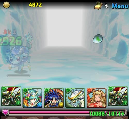 氷の機械龍超級 早送り2