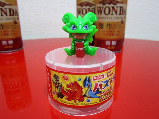 WONDA微糖 パズドラフィギュア エメドラ