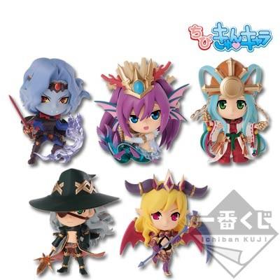 【D賞】ちびキュンキャラ『パズル&ドラゴンズ』