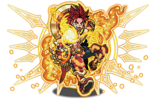 灼炎太陽神アポロ
