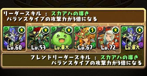 光の歴龍地獄級挑戦チーム