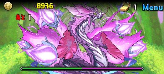 紫の華龍 上級 ボス 紫の華龍・オーキッド