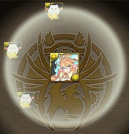 聖煌天の麒麟・サクヤ くるりんぱ
