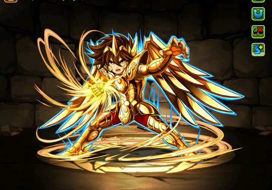 聖闘士星矢コラボキャラに続報!金卵の黄金聖闘士・星矢や沙織を公開!