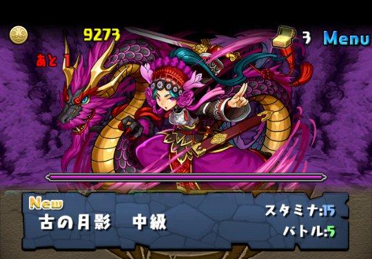 影の龍騎姫 中級 攻略&ダンジョン情報