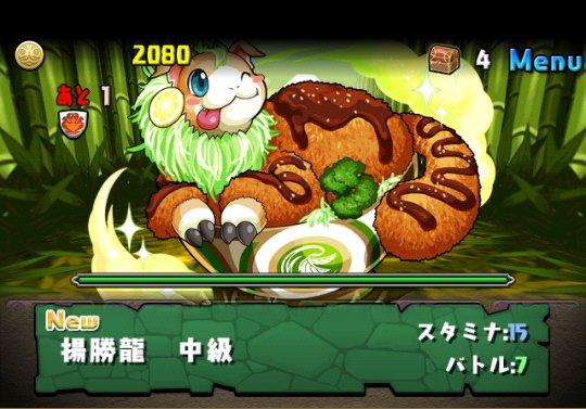 緑の丼龍 中級 攻略&ダンジョン情報