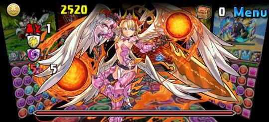 ゼウス&ヘラ降臨! 地獄級 2F 覚醒ミネルヴァ