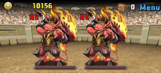 チャレンジダンジョン10 Lv5 9F 迷宮の獣人・ミノタウロス