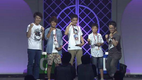パズドラジャパンカップ優勝者