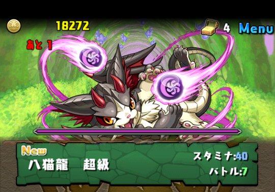 闇の猫龍【光なし】 超級 攻略&ダンジョン情報