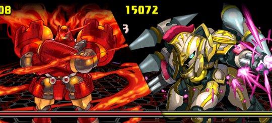 火と光の機甲龍 超地獄級 4F ヨトゥン・マシンゴーレム