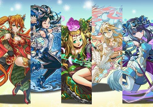 【投票】四神シリーズ人気投票PART3