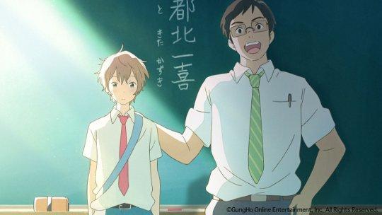 パズドラの新CMはアニメ!「転校生篇」が10月12日より全国放送