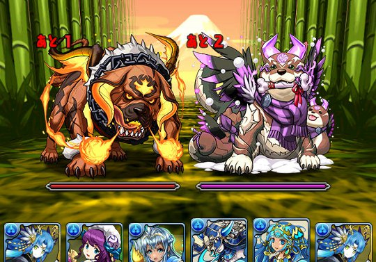 来週のスペダンは「ケリ姫コラボ」「火と影の犬龍【同キャラ禁止】」がやってくる!