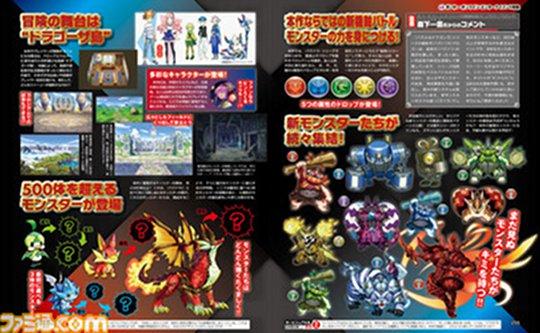 パズドラ最新作は「パズドラX(クロス)」!ニンテンドー3DSから発売