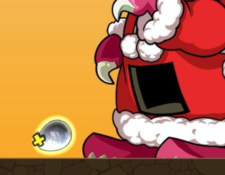 のっちのクリスマスガチャ1回目 銀卵