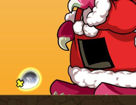 のっちのクリスマスガチャ2回目 銀卵